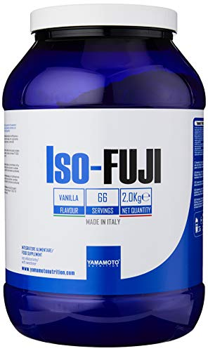 Yamamoto Nutrition Iso-Fuji, Vanilla Cream, 2.23 kg