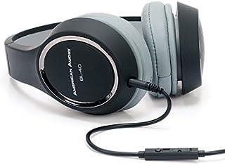 $25 » ADJ Products DJ Headphones, Black, One Size (BL-40)