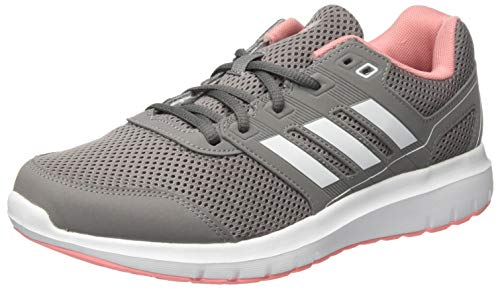 adidas Duramo Lite 2.0, Zapatillas para Correr para Mujer, Dove Grey/FTWR White/Glory Pink, 36 EU