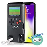 Gameboy Case for iPhone, Autbye Retro 3D Phone Case Game Console with 36 Classic...