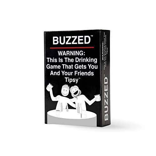 What Do You Meme Buzzed Drinking Card Game
