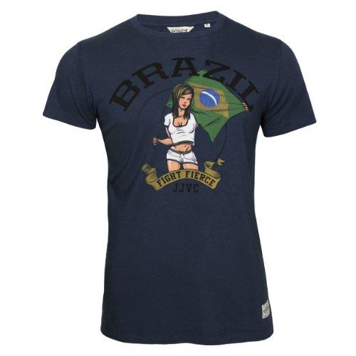 Jack & Jones Homme T-Shirt Fanshirt