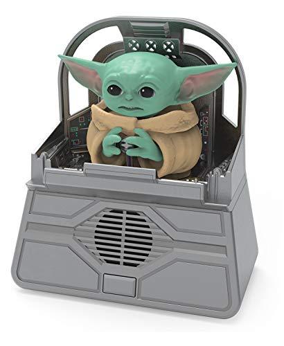 Star Wars Oficial The Mandalorian Bebé Yoda Dancing Bluetooth Speaker – 24 cm