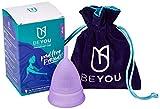Best Menstrual Cups - BeYou Menstrual Cup | Women's Health Top 10 Review
