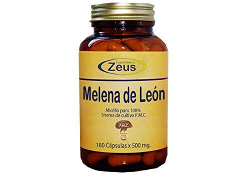 MELENA DE LEON 180 CAPSULAS ZEUS