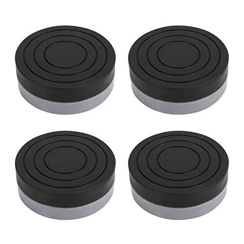 Nrpfell 4 Teilige Wasch Maschine Anti-Vibrations Pad Wasch Maschine Trocken Pad M?Bel Anti-Rutsch Pad Hoch Boden Schutz Pad