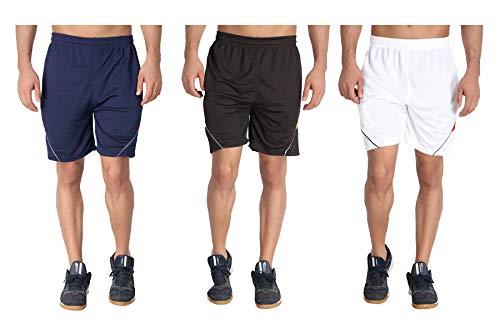 M.R.D. MRD Designer HUB Unisex Running & Sports Shorts Combo...