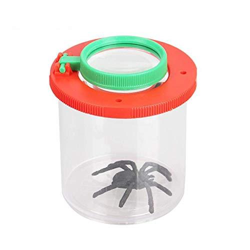 Magnifier/Primary School Children's Insect Observer Met Vergrootglas Kinderspeelgoed creatief cadeau 3X 8X 8bayfa