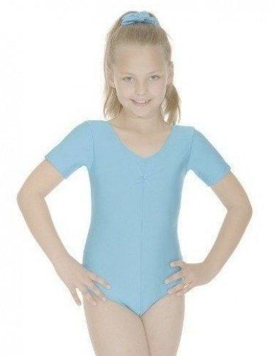Roch Valley Justaucorps à Manches Courtes pour Femme Bleu Marine Taille L