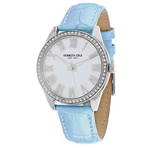 Kenneth Cole Women 's KC50941002 Reloj de cuarzo azul