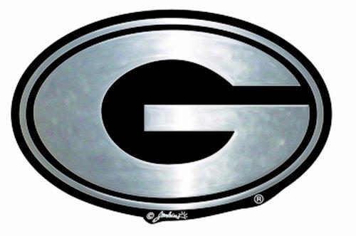 georgia bulldog car emblem - 7