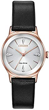 Citizen Axiom Eco-Drive Diamond Accented Dial Ladies Watch