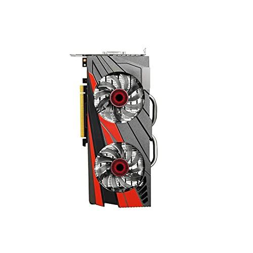 Fit for a Tarjeta ASUS Raphic GTX 960 2GB 4GB 1050TI 4GB 1060 3GB Tarjetas de Video GPU DVI HDMI DP Soporte AMD Intel Desktop CPU Motherboard(Color:GTX-1060-3GB)