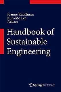 Handbook of Sustainable Engineering (1402089384) | Amazon price tracker / tracking, Amazon price history charts, Amazon price watches, Amazon price drop alerts