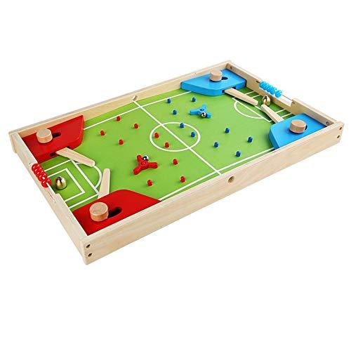 ReedG Juego de Mesa Mesa de Juego de Deportes, Mini Mesa de fútbol Juego Familia Divertida Juguete niños Regalo Juego de diversión Familiar (Color : Multi-Colored, Size : One Size)