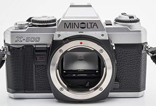 Minolta X-500 X500 X 500 SLR Body Gehäuse Spiegelreflexkamera SLR Kamera