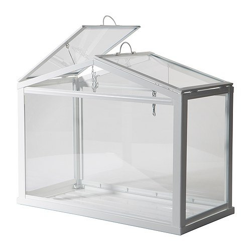 Ikea SOCKER - Greenhouse, White