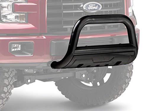 Barricade 3.50-Inch Bull Bar; Black for Ford F-150 2004-2020