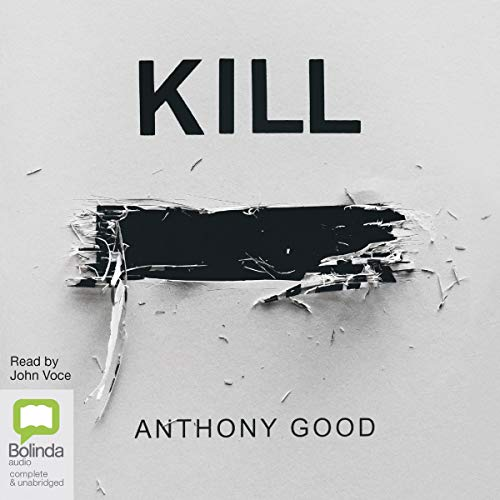Kill [redacted] audiobook cover art