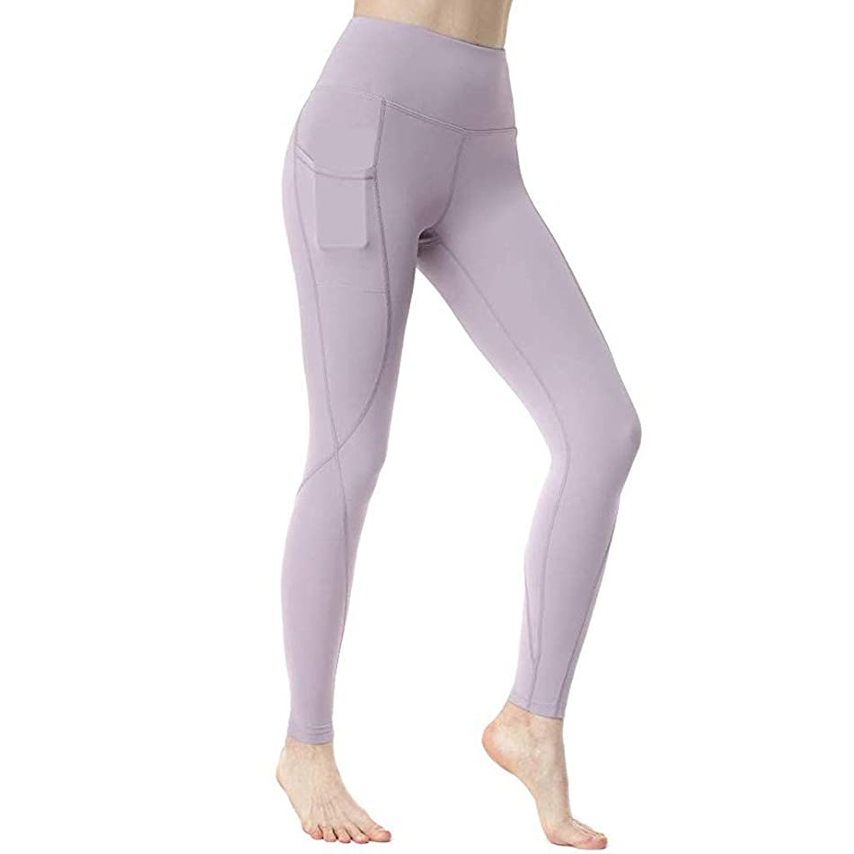 BOLUBILUY Women's Workout Leggings Capris with Pocket Yoga Pants for Running Sports Fitness Gym Breathble Capris