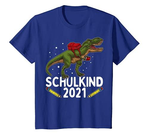 Niños Escuela infantil 2021, diseño de dinosaurios Camiseta