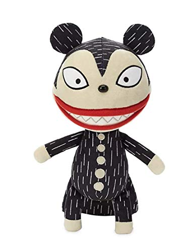 Dis ney Store Gruseliger Vampir-Teddy aus Plüsch, klein, weich, Plüsch-Spielzeug, The Nightmare Before Christmas