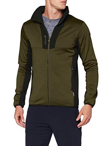Lafuma Cross F-Zip M Fleece Jacket, Mens, Dark Bronze, S