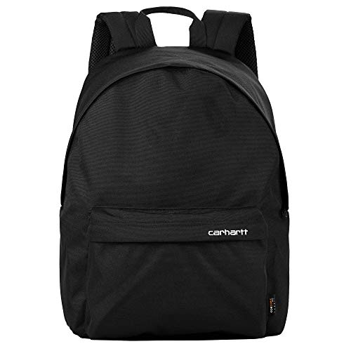 Carhartt Payton Backpack Black/White Schoolbag 1025412-2