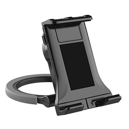 Ixkbiced Soporte de Escritorio Ajustable Universal para teléfono móvil para Tableta con Soporte para teléfono