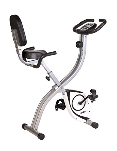 SportPlus Heimtrainer Magnetic S-Bike SP-HT-1003