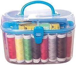 عدة خياطة مربع الخياطة 10 مجموعات من أدوات الخياطة المنزلية