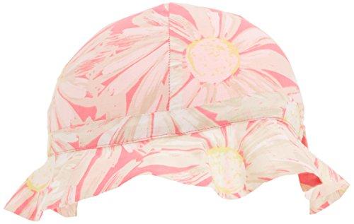 ESPRIT Baby - Mädchen Sonnenhut, Gr. 74 (Herstellergröße: Medium) Rosa (Crystal Pink)