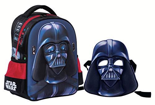 Gim–338–17054–Zaino–Star Wars–27x 31x 10cm–nero