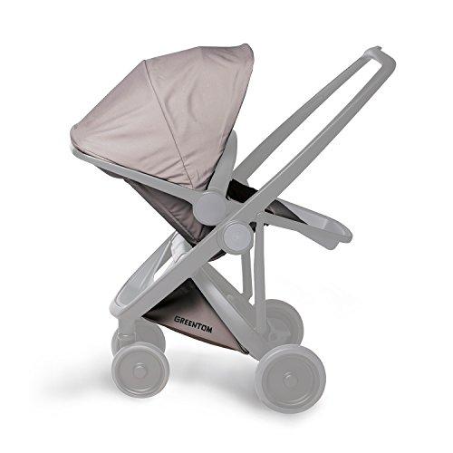Greentom GTU7 CS Sand-V16 Unisex - Baby Buggy