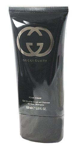 Gucci Guilty homme / men, Duschgel 150 ml, 1er Pack (1 x 1 Stück)