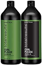 Matrix Total Results Curl Please Shampoo & Conditioner Duo, 33.8 Ounce (Each) from Matrix