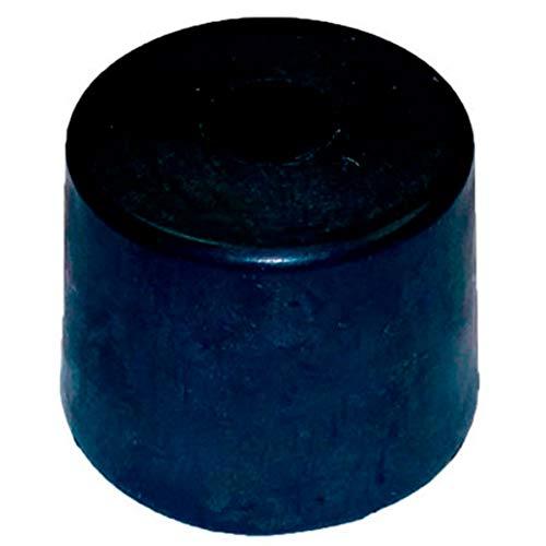 VTI CAUCHOS Y GOMAS · Silentblock Gummi-Dübel, Dicke, Gummiblock für Kompressoren · 23G18