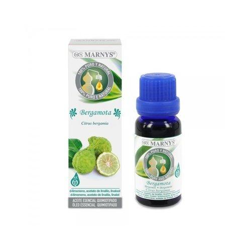 Bergamota Aceite Esencial Alimentario 15 Ml de Marny's