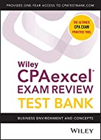 Wiley CPAexcel Exam Review 2020 Test Bank: Business Environment and Concepts (1-year access)