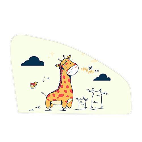 Demarkt Auto-zonwering, voor kinderen 80 x 50 x 23 cm.