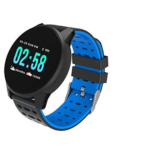 MOLINB Slim horloge Fitness Tracker Slimme armband Bloeddrukmeting Horloge Waterdicht IP67 Hartslagmeter Fitnessarmband Dames Heren