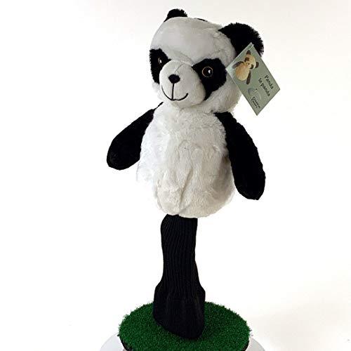 Creative Covers for Golf Putt Putt the Panda Golf Club Head Cover