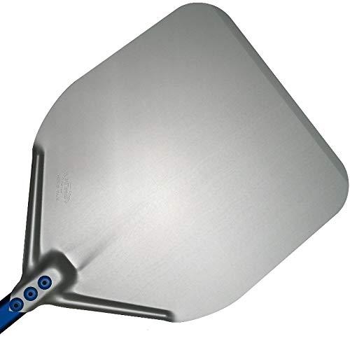 Pala para pizza línea azul de 36 x 186 cm Gi.Metal de aleación de aluminio