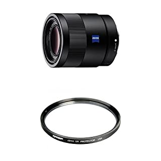 Sony 55mm F1.8 Sonnar T FE ZA Full Frame Prime Lens - Fixed with 49mm UV Protection Filter (B077W26ZQ9)   Amazon price tracker / tracking, Amazon price history charts, Amazon price watches, Amazon price drop alerts