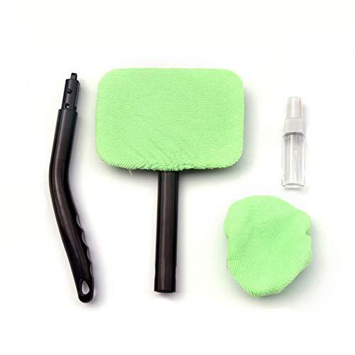 aixu Windschutzscheibe Easy Cleaner Clean Schwer zugängliche Fenster in Ihrem Auto Home Black