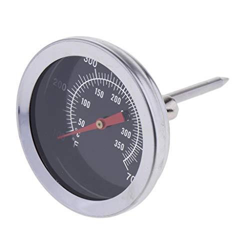 B Blesiya 50-350°C Thermometer Ofenthermometer für Holzbackofen