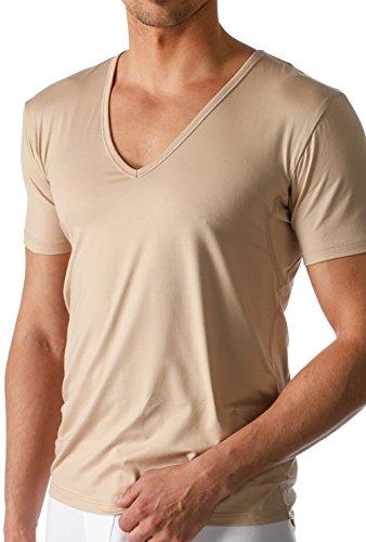 Mey Basics Serie Dry Cotton Herren Shirts 1/2 Arm Weiß L