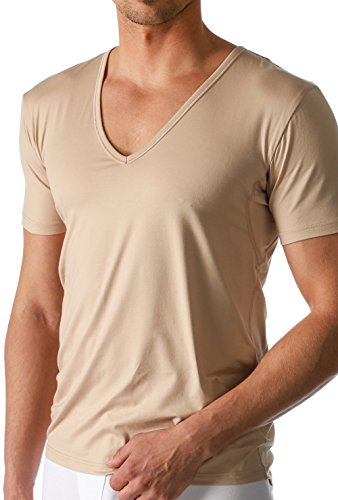 Mey Basics Serie Dry Cotton Herren Shirts 1/2 Arm Weiß 4