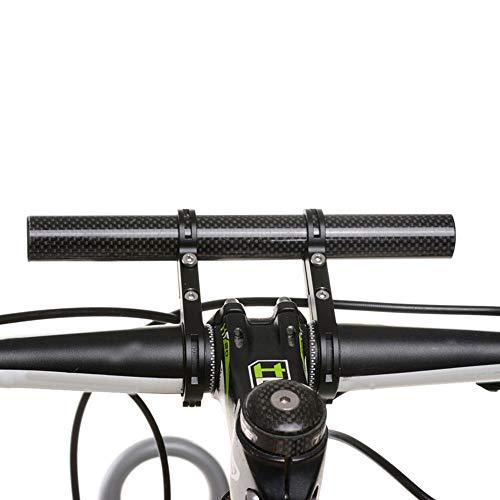 Vorcool - Estensione leggera per manubrio della bicicletta, 20cm.