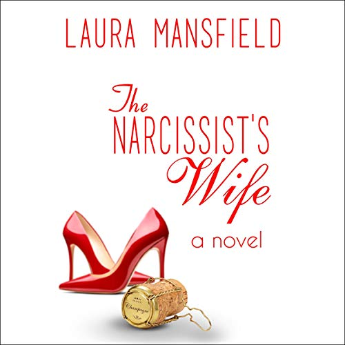 The Narcissist's Wife audiobook cover art